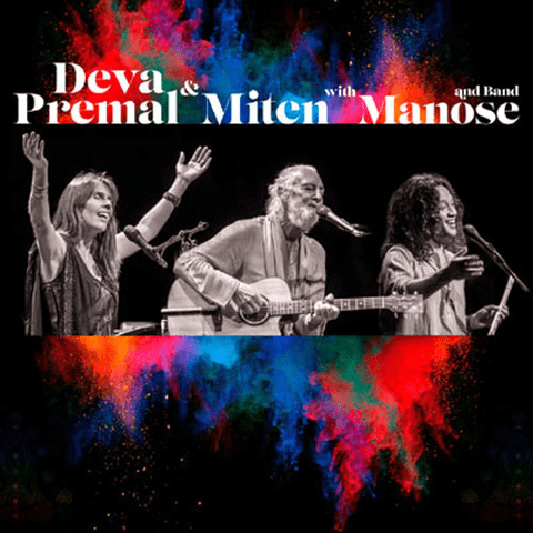 Deva Premal & Miten with Manose: On the Wings of Mantra 2019 performers