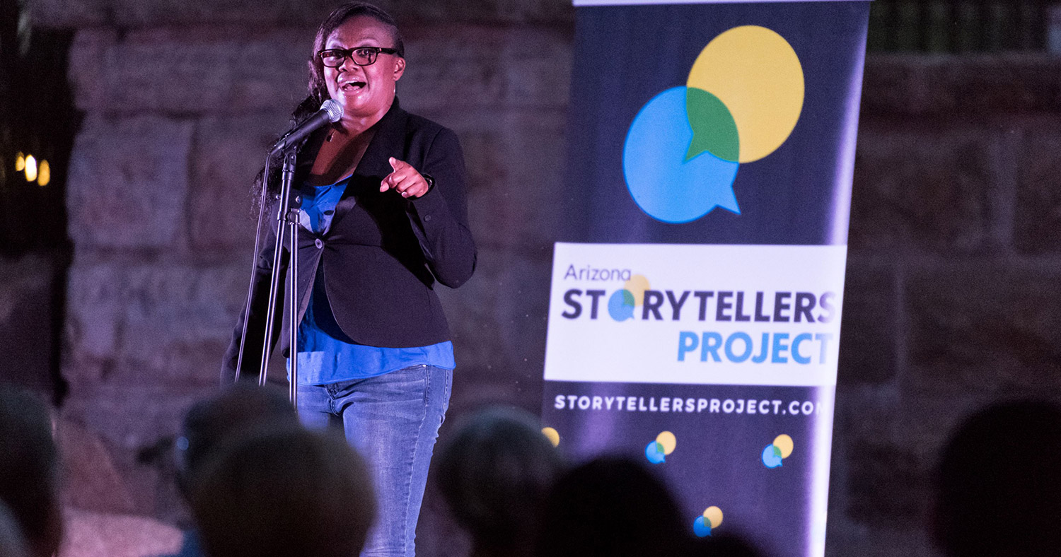 story tellers project