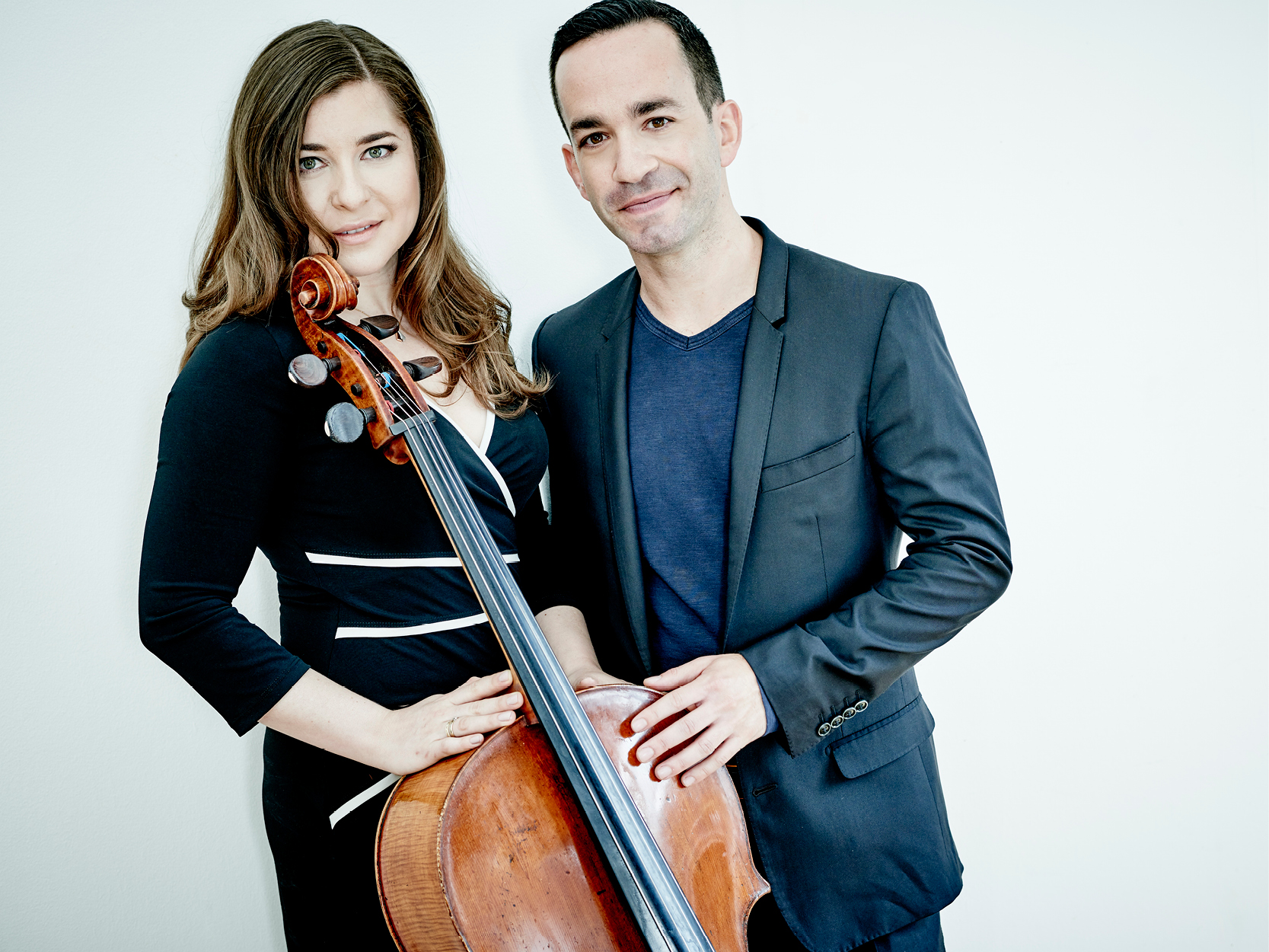 Inon Barnatan and Alisa Weilerstein