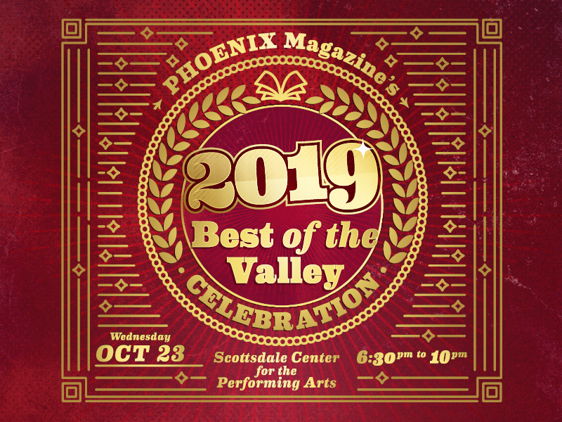 Best of Valley Awards