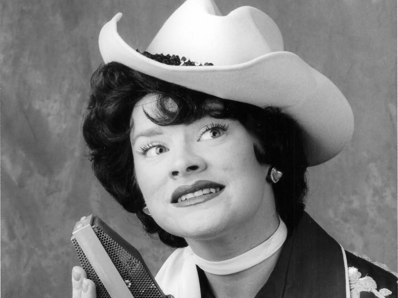 Remember Patsy Cline Monica Heuser