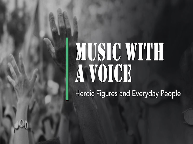Music with a Voice