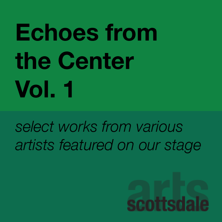 Echoes from the Center cover