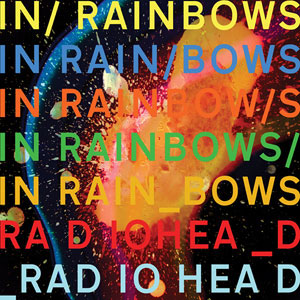 Radiohead - In Rainbows - Album Cover