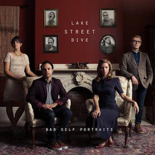 Lake Street Dive - Bad Self Portraits - Album Cover
