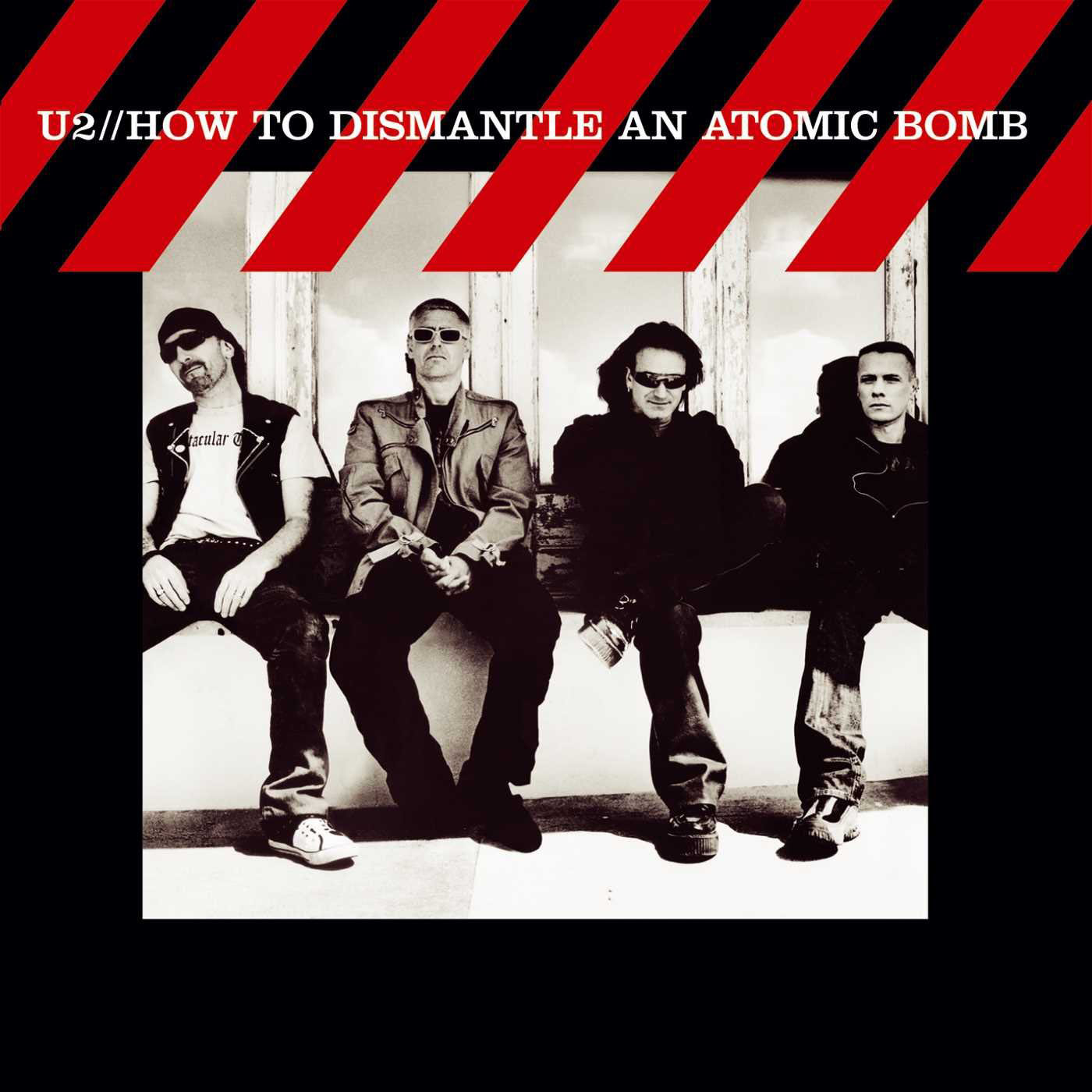 U2 - How to Dismantle an Atomic Bomb - Album Cover