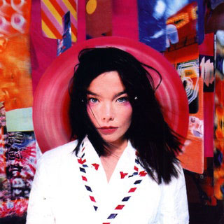 Bjork - Post - Album Cover