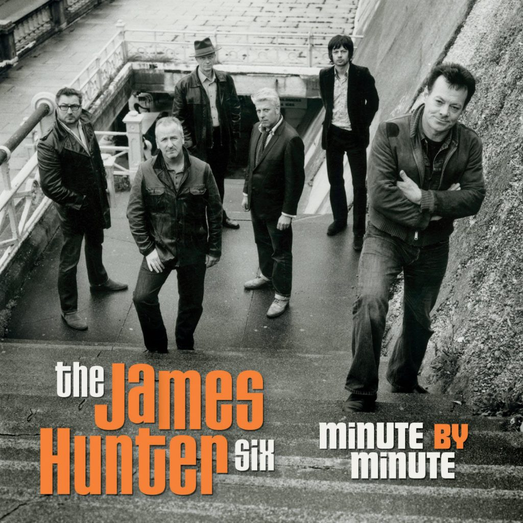 James Hunter Six Minute By Minute Album Cover