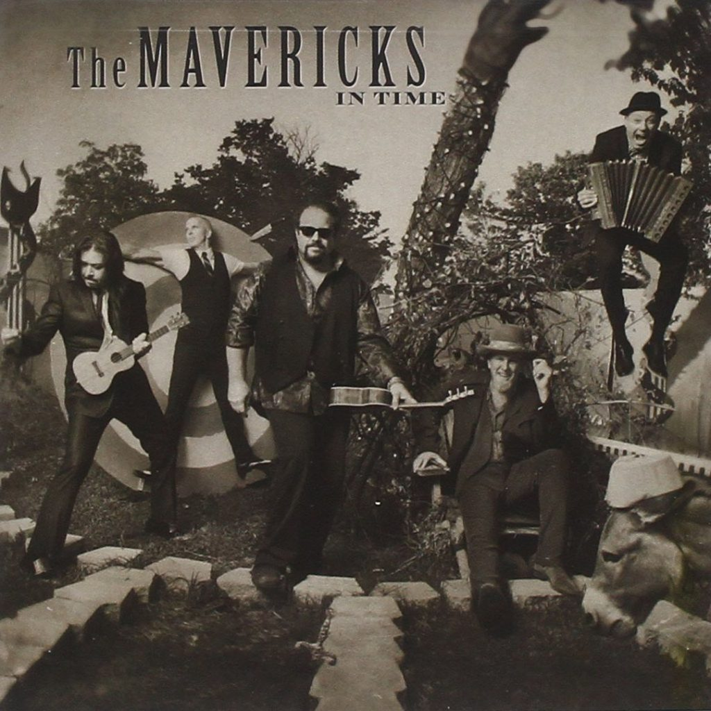The Mavericks - In Time - Album Cover