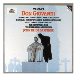Don Giovanni Album Cover
