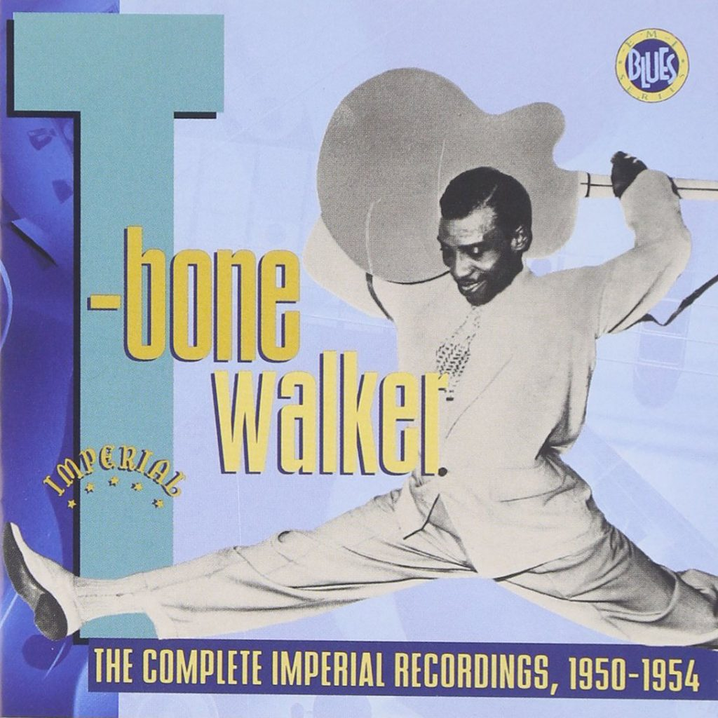 T Bone Walker Album Cover